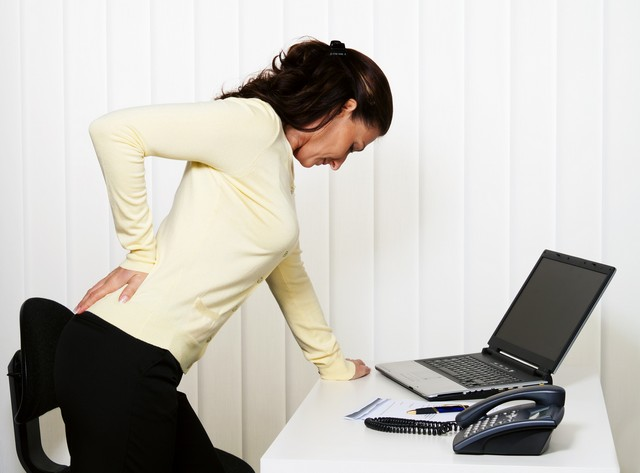 back pain Ermington
