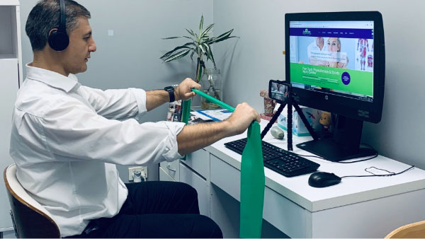What is a Virtual Physio Consultation?