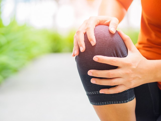 knee pain Annandale