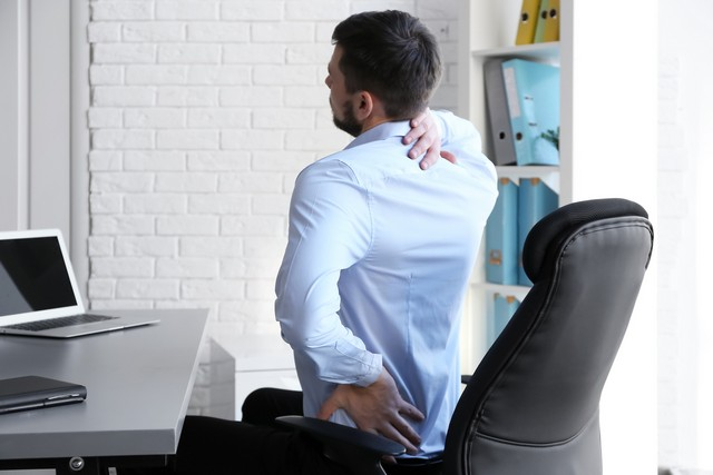 back pain Oatlands