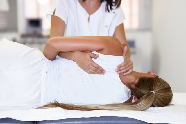 shoulder pain treatment Gladesville