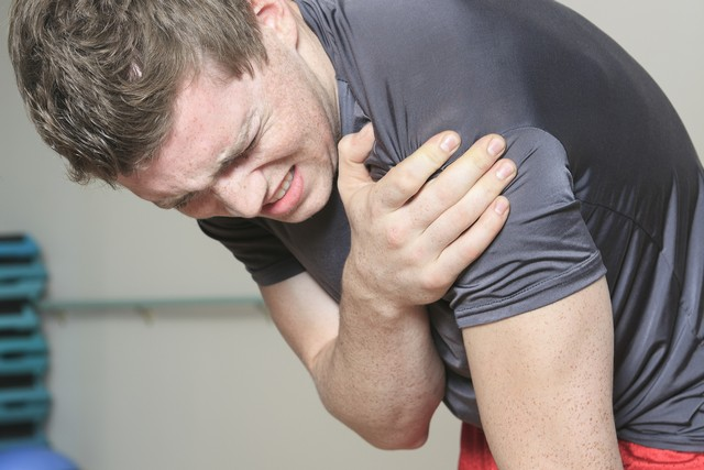 shoulder pain North Ryde