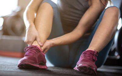 Risk of Achilles pain during lockdown